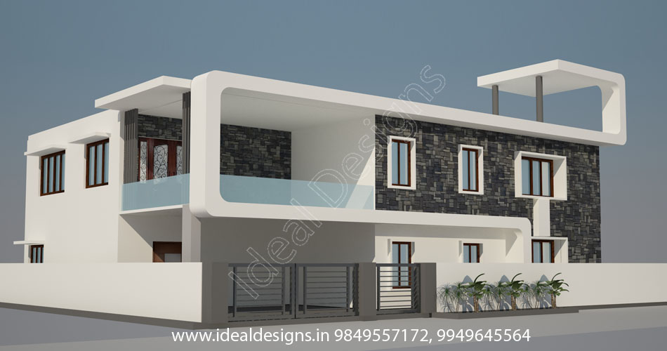 3D Elevation Logo Design Hyderabad